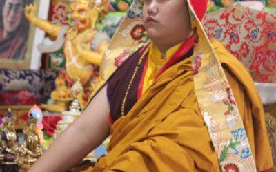Enthronement of the 8th Taksham Tulku Rinpoche